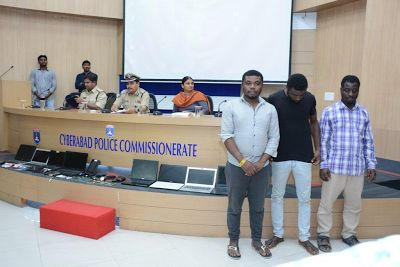 """Crime: Three Nigerian nationals arrested in India for online job and matrimonial fraud    Rachakonda polices cyber cell from Bengaluru on Monday March 27 arrested three Nigerian nationals for committing online job fraud and matrimonial scam.  The accused identified as Emeka Santos Chika Mitchille and Noah Simisola were also found to be living illegally in India as they had come to the country with a two-month visa in 2011 which was not renewed post its expiry. """"Post-demonetisation the gang…"""
