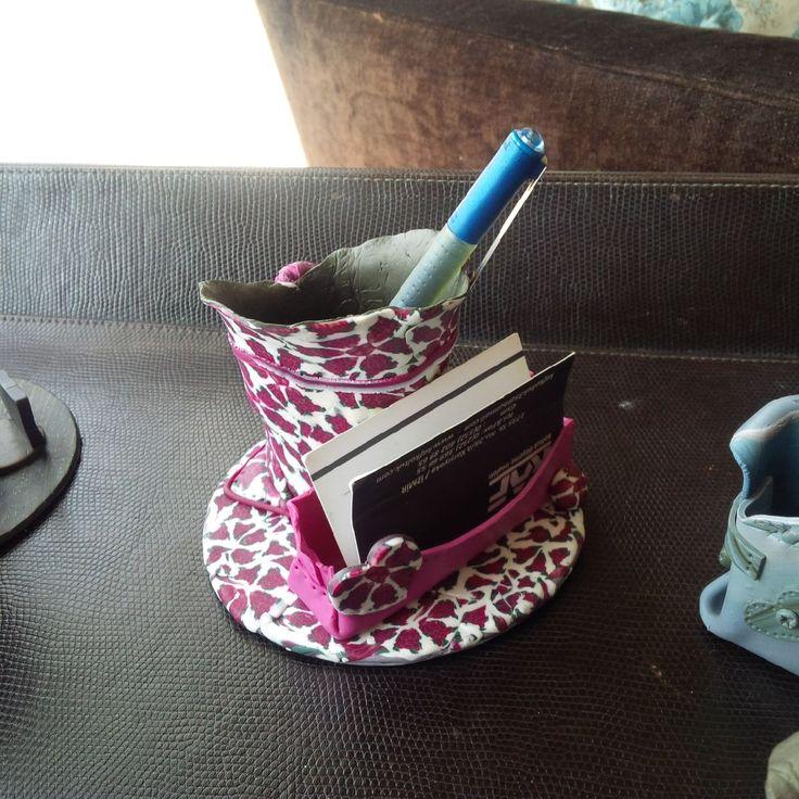 pen holder...