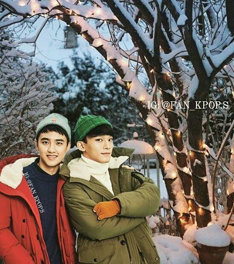 Photoshop from @fan_kpop.s Правда хорошо получилось?  кхх моё самое лучшее фш  #фш_отfankpops . . . #dokyungsoo #chen #suho #xiumin #sehun #chanyeol #baekhyun #lay #kai #exo #exol #exok #exom #exoexo #xoxo #oppa #korea #seoul #asia