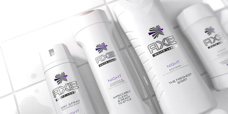 London agency PB Creative has designed a new range for the men's grooming  brand AXE.  The design for the White Label line is clean, refined and polished - an  identity that drives the brand towards a sophisticated and new feel for the  discerning consumers.