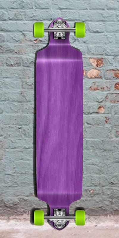 """Longboards USA - Purple Drop Down 41"""" Blank Longboard Woodie Decks, $89.00 (http://longboardsusa.com/longboards/longboards-for-beginners/purple-drop-down-41-blank-longboard-woodie-decks/)"""