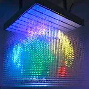 World's Biggest LED Cube?