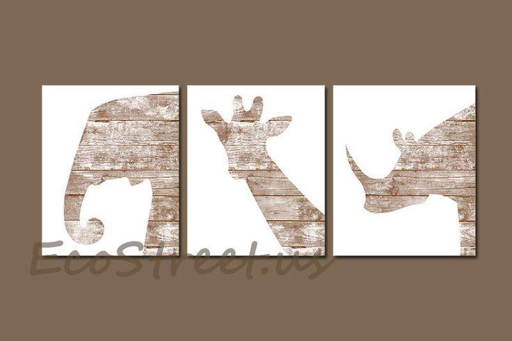 INSTANT DOWNLOAD, Safari Nursery Decor, Zoo Animals Nursery, Beachy Baby Boy Room Decor, Nursery Wall Art, Brown Wood Nursery, Antique Decor by InstantDownloaStudio on Etsy https://www.etsy.com/listing/219340723/instant-download-safari-nursery-decor
