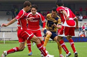 Toluca vs Pumas final feliz para Torres Servin | Por el Título
