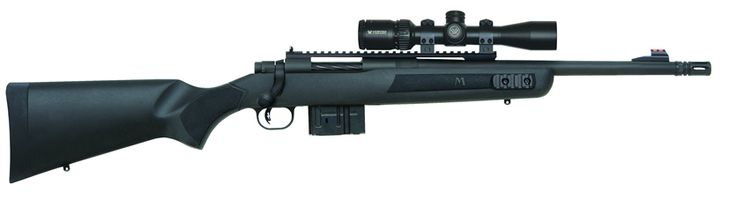 MVP Scout Rifle Scoped Combo | O.F. Mossberg & Sons