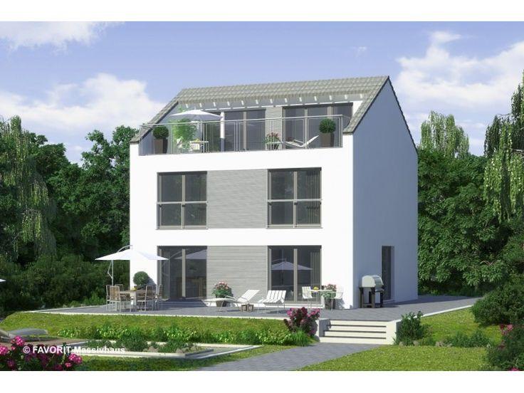 Die besten 25 mehrfamilienhaus bauen ideen auf pinterest for Modernes haus dachterrasse