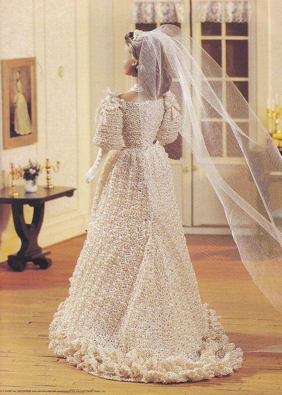 Southern Belle Wedding Day Annie's Attic Crochet Fashion
