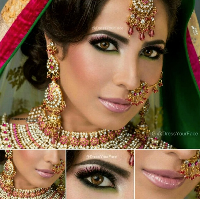 Dressyourface Is The Best Makeup Artist EVER She Really Knows How To Make An Indian