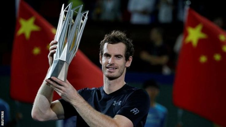 Andy Murray beats Roberto Bautista Agut to win Shanghai Masters  Britain's Andy Murray beat Roberto Bautista Agut in straight sets to win the Shanghai Masters and edge closer to Novak Djokovic in the world rankings... #AndyMurray http://www.jvzoolaunch.com/andy-murray-beats-roberto-bautista-agut-win-shanghai-masters/