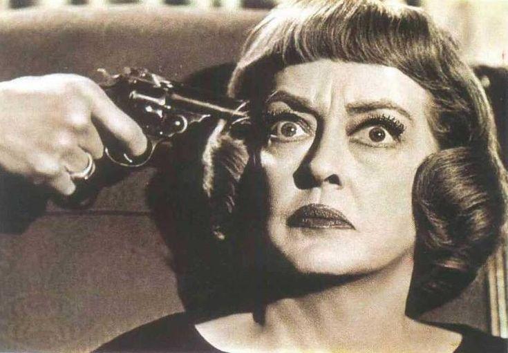 """Bette Davis in """"Dead Ringer"""""""