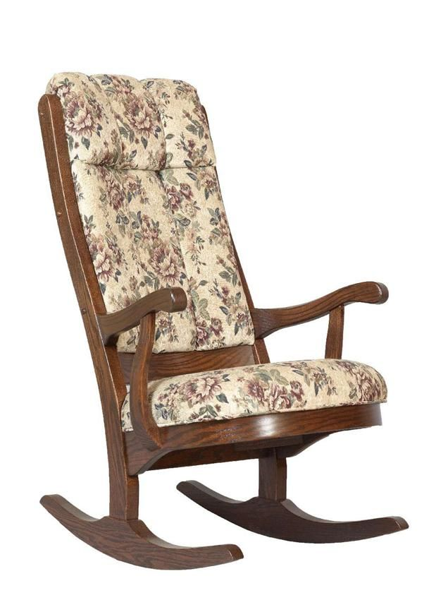 Amish Modern Rocker  Chairs, The ojays and Amish