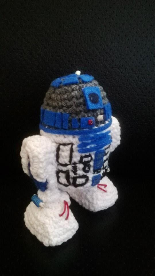 7 best Star Wars Amigurumi images on Pinterest | Guerra de las ...