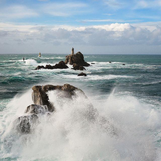 Pointe du raz et raz de Sein, #Finistère, #Brittany #Bretagne #myfinistere