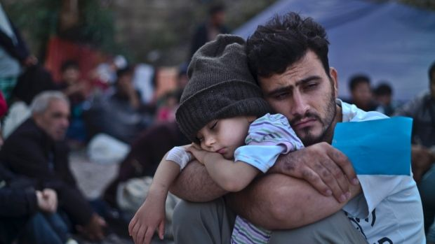Medical experts face health care challenges treating Syrian refugees