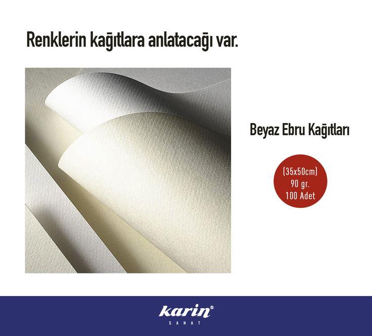 Renklerin kağıtlara anlatacağı var.  Ebru Kağıtları http://karinsanat.com  #ebru #art #karinsanat #fineart #ottoman