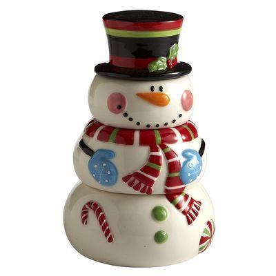 Snowman Measuring Cups