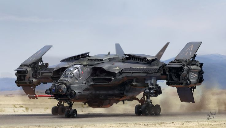 Gunship by Alex Ichim (xpost /sub/ImaginaryFutureWar) [1600x913] Gunship by Alex Ichim (xpost /r/ImaginaryFutureWar) [1600x913] Wow, I was convinced this was a photo for a sec.  Awesome.    xpost /...