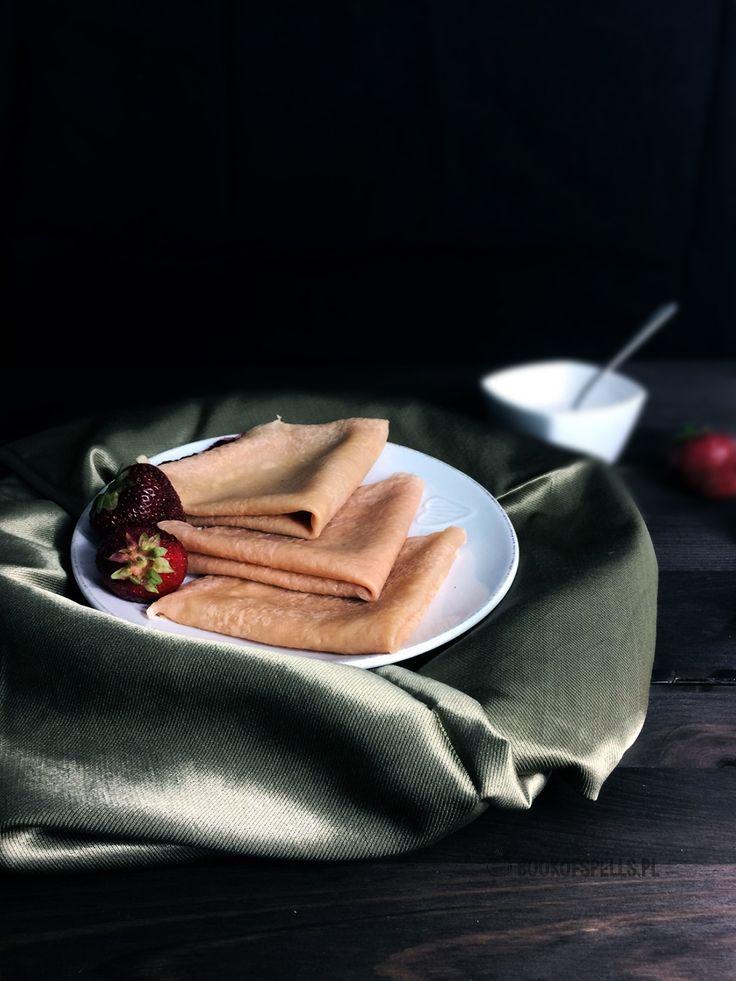 Delikatne naleśniki bezglutenowe na słodko || Delicate sweet gluten-free crepes
