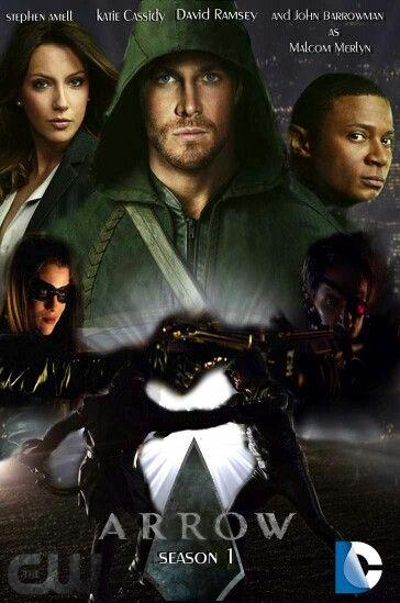 #Arrow - Season 1