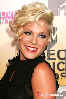 Pink Hairstyles 313 Best Pink Images On Pinterest  Beth Moore Alecia Moore And