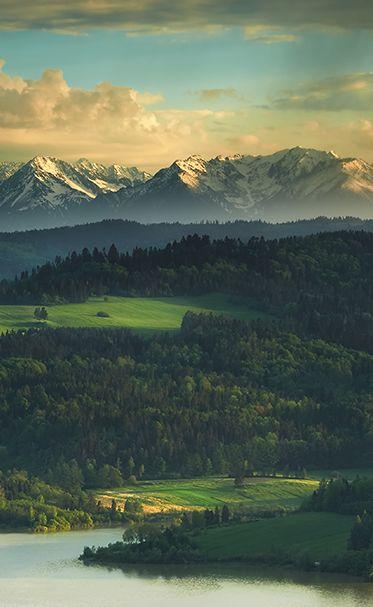 Paradise in the South of Poland # Zakopane