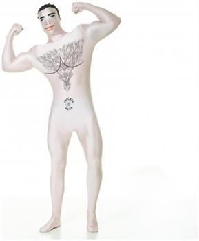 PartyBell.com - Blow Up Doll Male Costume