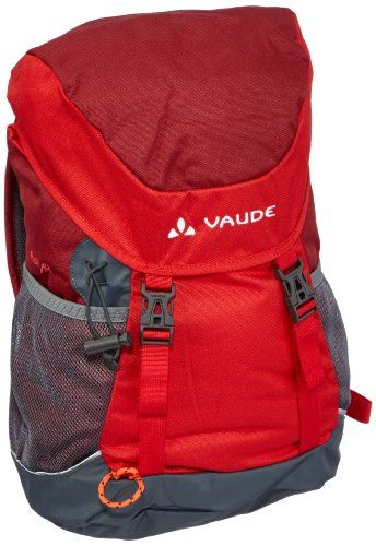 Vaude bagpack Puck 14 red >>> Want additional info? Click on the image.(This is an Amazon affiliate link and I receive a commission for the sales) #CampingBackpacksandBags