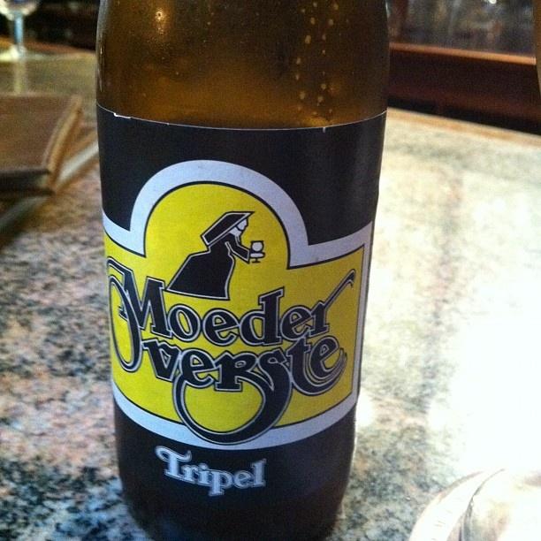Moeder Overste / Belgian beer