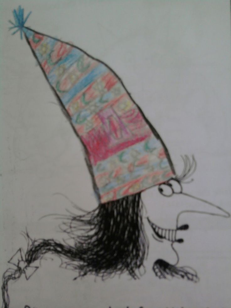COOL ENGLISH 4 U: New hats for Winnie the witch from 5th Grade Class A