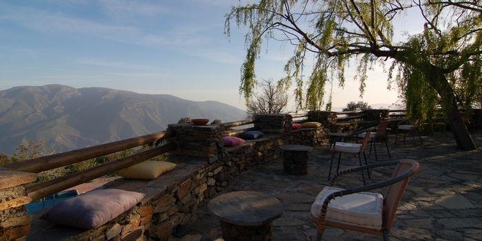 EL CIELO DE CAÑAR - Cañar :: Bed and breakfast (6 kamers) in Cañar in de streek Las Alpujarras (Granada). Perfect wandelen in zuivere lucht, goed voor lijf en longen. Meer info: www.escapada.eu/el-cielo-de-canar