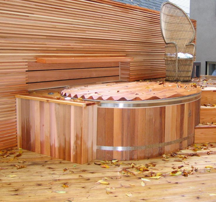 16 best hot tubs images on pinterest hot tubs bubble for Deck gets too hot