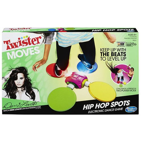 Twister Moves Hip Hop Spots