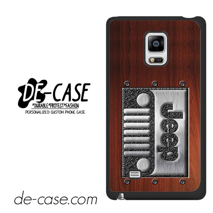 Embossed Steel Jeep DEAL-3932 Samsung Phonecase Cover For Samsung Galaxy Note Edge