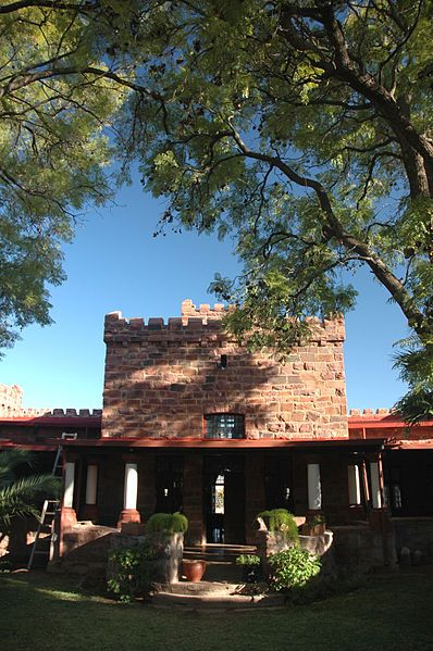 Duwisib Castle, Namibia