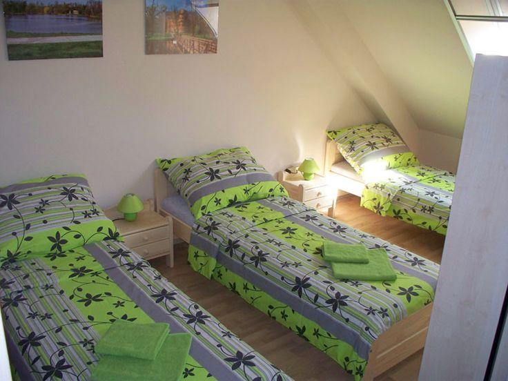 Pokoje 1 v Butler ubytování v soukromí