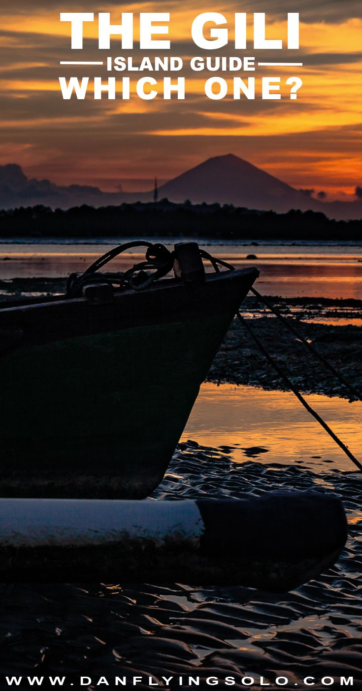 Scuba and Sunset: The Gili Islands. How to escape from Bali and where to Stay.