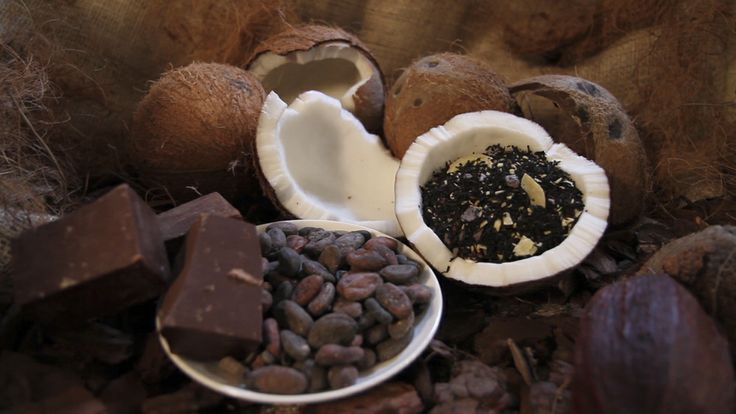 TwisTea Assortment // BounTea Beach www.twistea.nl #twistea #letstwistea #letstwist #tea #brandnew #pure #label #drink #nature #enjoy #relax #experience #bounty #bountea #beach #coconut #cacao #chocolate #bounteabeach