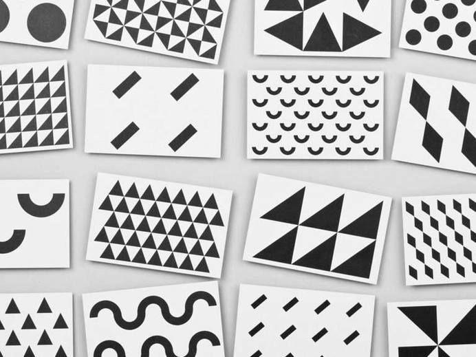 Pattern / Pattern Cards - Maddison Graphic