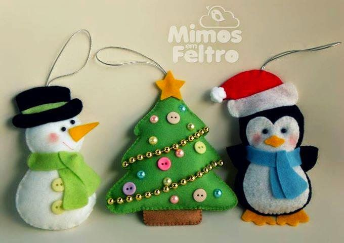 Snowman, tree, Penguin - Mimo Arts: Moulds http://mimo-artes.blogspot.com.br/p/blog-page.html