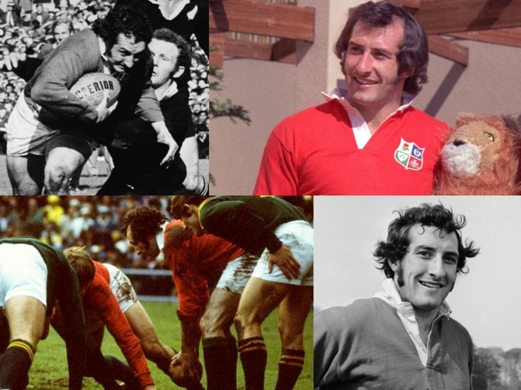 The greatest Lions: Sir Gareth Edwards - https://www.nextwaveshop.com/the-greatest-lions-sir-gareth-edwards/