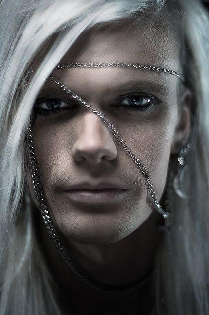 Fulgrim, pre-Heresy (Simon Cruz of Crashdiet)