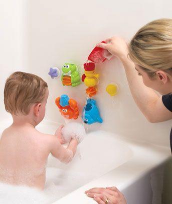 bath toys for Sam