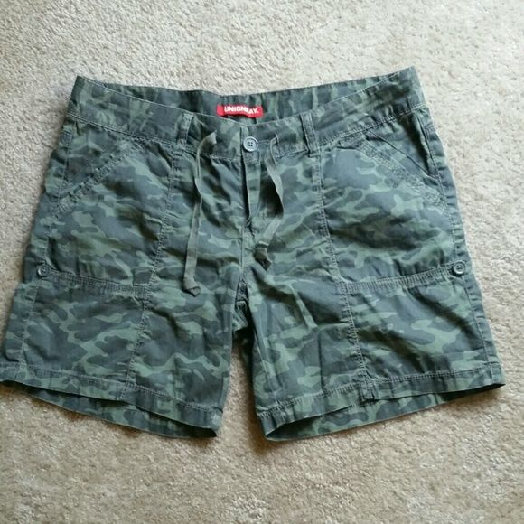 Unionbay, Army Shorts Size 15, Unionbay shorts. Recently purchased on Posh but unfortunately it didn't fit :(. Bought new from previous seller. Unionbay Shorts
