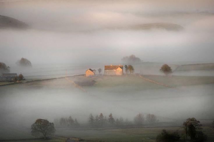 """House in the Mist"" by Villager Jim https://gurushots.com/VillagerJim/photos?tc=2f714573798c4445d3810149174a9e47"