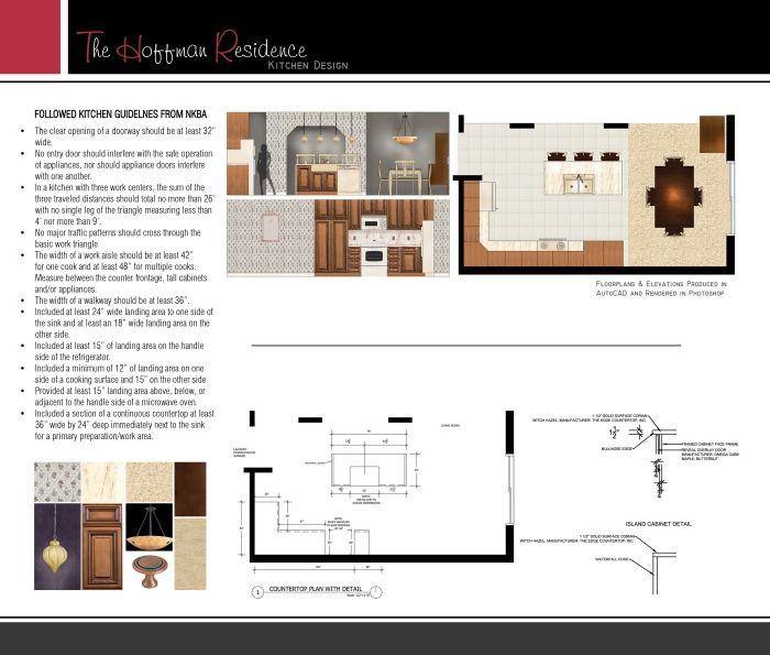 interior design portfolio book by emily boettcher at coroflotcom - Design Portfolio Ideas