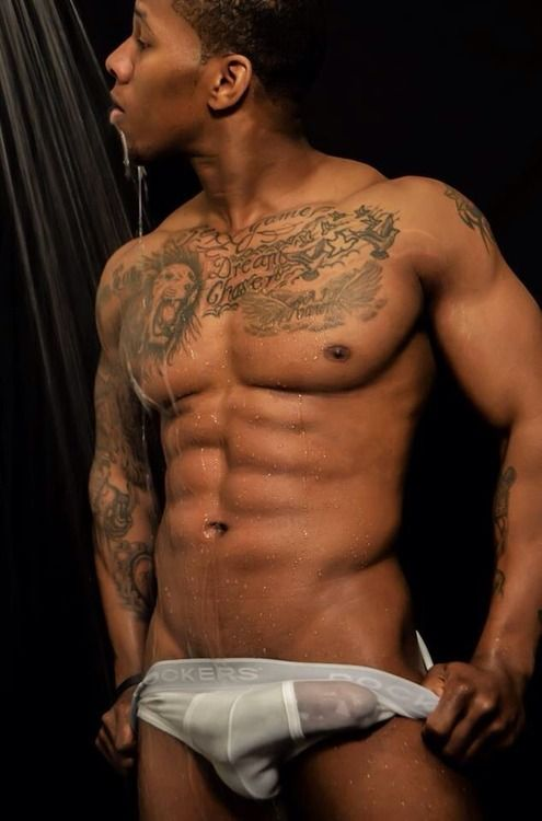 sexy black men with big dick Wildfire CyberSkin Real Man 6.5 Inch Realistic Dildo with Balls.