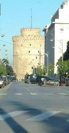 White tower , Salonic