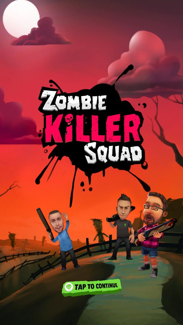 Play Zombie Killer Squad Game Online - Zombie Killer Squad