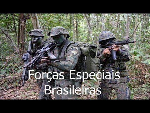 Forças Especiais Brasileiras - Como Entrar? Quem são?...