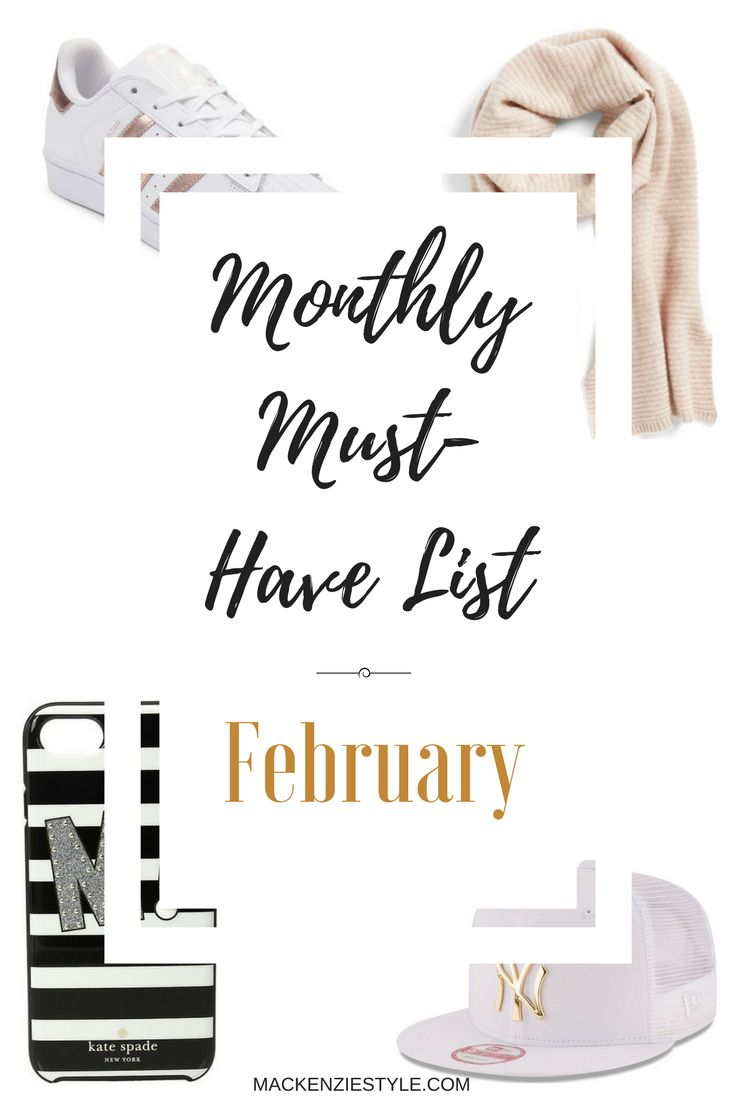 As we reach mid-February and the Valentines craze has finally ended, I figured it would be a great time to share my monthly must-have list with you guys. These are items that I have either purchased or plan to purchase this month. I'll be sharing a new list with you guys every month so you'll definitely want to watch out for them. So far I'm loving this must-have list for February!!! (This post contains affiliate links. For more information, please viewmy DISCLOSURE)  1. Baseball...